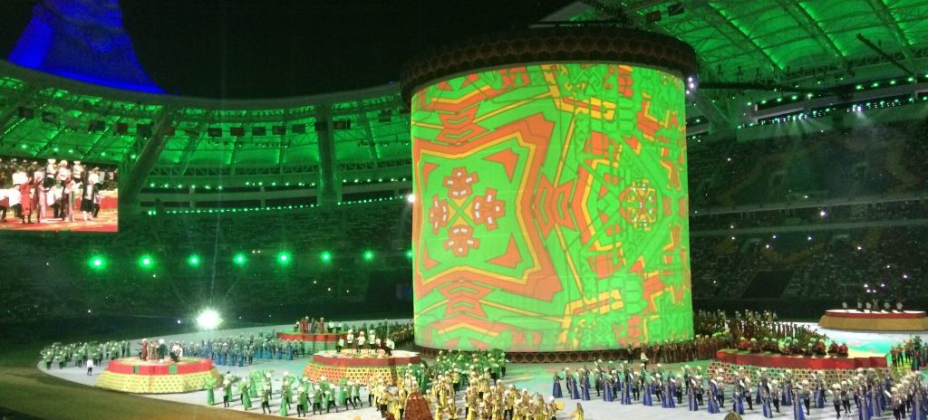 Ashgabat 2017 Asian Indoor and Martial Arts Games