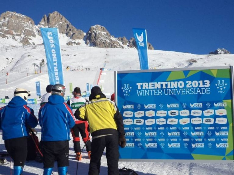 Trento 2013 winter Universiade