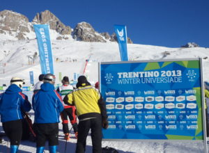 Trento 2013 winter Universiade